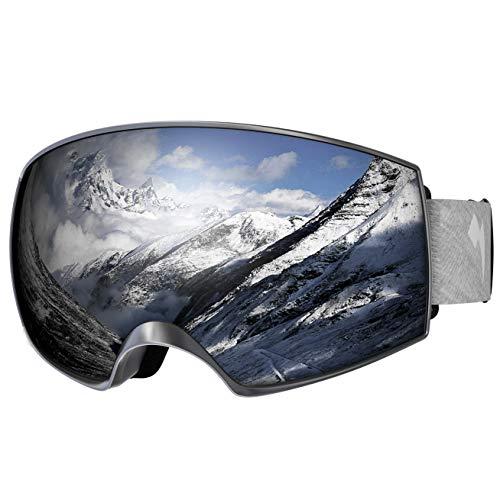 2. WhiteFang Ski Goggles PRO