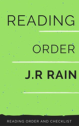 READING ORDER: J.R. RAIN: SERIES LIST: VAMPIRE FOR HIRE BOOKS, RETURN OF ALADDIN BOOKS, SAMANTHA MOON CASE FILES BOOKS, GRAIL QUEST TRILOGY, GHOST FILES BOOKS, NICK CAINE BOOKS