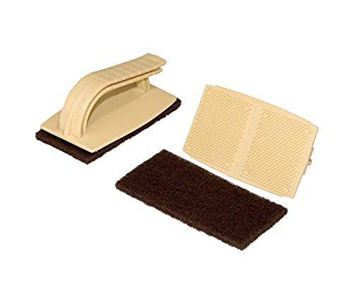 AquascapePRO 54009 Firestone QuickScrubber Kit - Includes 30 scrubbing application pads & 4 holders