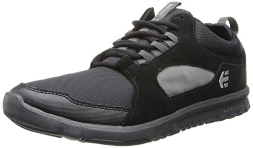 Etnies Scout MT, Men's Low-Top Trainers Black/Dark Grey