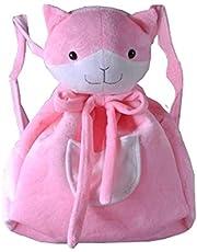 (GK-O)Danganronpa Nanami Chiaki Plush Cat Backpack (Cosplay Bag)