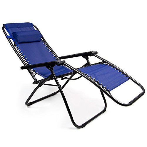 Zero-Gravity-Outdoor-Folding-Lounge-Chair-with-Pillow-by-Sol-Costal