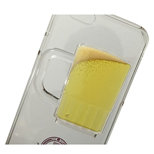 ReYes Innovative Wine / Beer Glass Transparent Protective Case for iPhone 5 / 5S (Beer glass)