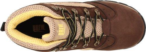 Hiking Drew Dark Womens Boot Rochelle Drew Brown Shoe Yellow Shoe P1vHxwqf