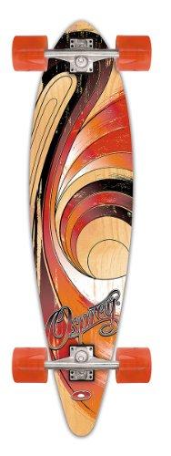 Osprey Pintail Longboard Skateboard 41 Inch