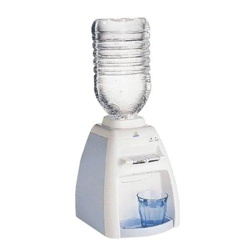 Alpatec - f500ct - Fontaine à eau chaude et ambiante pour bouteille: Amazon.fr: Cuisine & Maison