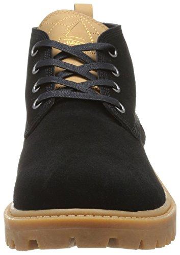 Eleven Paris Root Herren Sneaker Schwarz - Schwarz (Black)