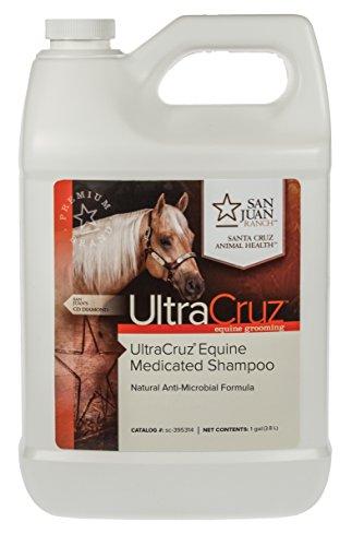 UltraCruz Equine Medicated Shampoo for Horses, 1 (Medicated Horse Shampoo)