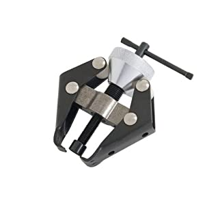 Neilsen CT1785 Borne de Batterie et Extracteur de Bras d'Essuie-Glace - Noir
