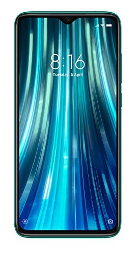 Redmi Note 8 Pro (Gamma Green, 6GB RAM, 64GB Storage with Helio G90T Processor)