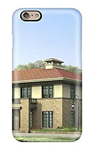 Chris Marions's Shop Best Iphone 6 Case Slim [ultra Fit] Architecture Houses Protective Case Cover 2886387K31527120