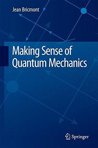 Making Sense of Quantum Mechanics