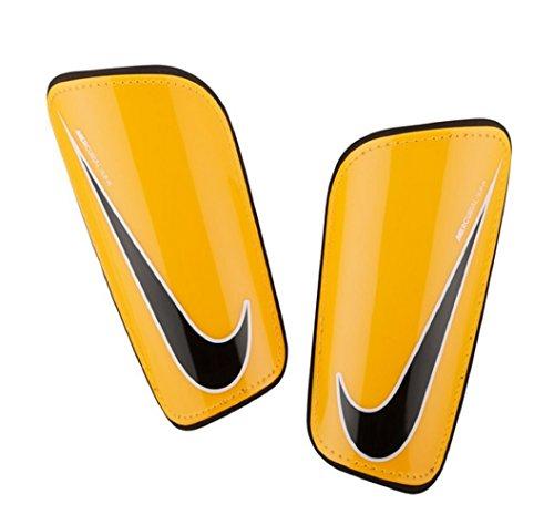 Nike Nk Merc Hrdshl Grd-fa16 Espinilleras, Unisex Adulto Naranja (Laser Orange/Black)