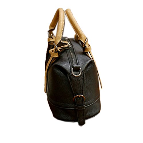 Version Sac Sac À Messenger Main Main À Nouvelle Coréenne De Vague Sac Petit L'épaule Dames Black Simple Simple Sacs FpIwBxqfdf