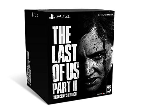 The Last of Us Part II Collector's Edition - PlayStation 4