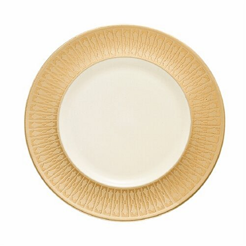 Lenox Tuxedo Gold Banded Ivory China 9 Accent -
