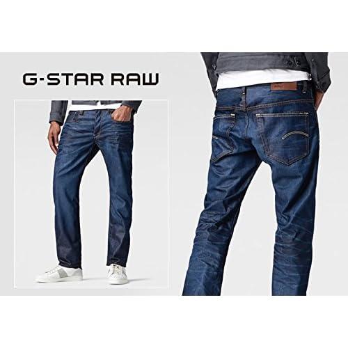 d7d40abc6366ee G-STAR RAW[ジースターロウ] 3301 STRAIGHT HYDRITE DENIM ストレート ジーンズ/デニム