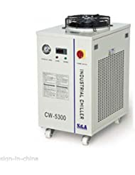 Uuni WT CW 5300AH Industrial Water Chiller For A Single 150W CO2 Laser Tube Cooling 220V 50Hz