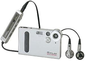 Casio Exilim EX-M2 2MP Digital Camera, MP3 Player and Voice Recorder