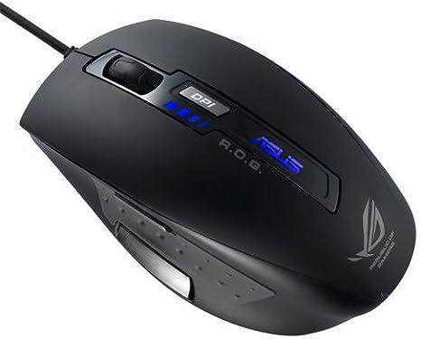 Asus GX850 - Ratón, USB, Ideal para Juegos, Negro: Amazon.es ...