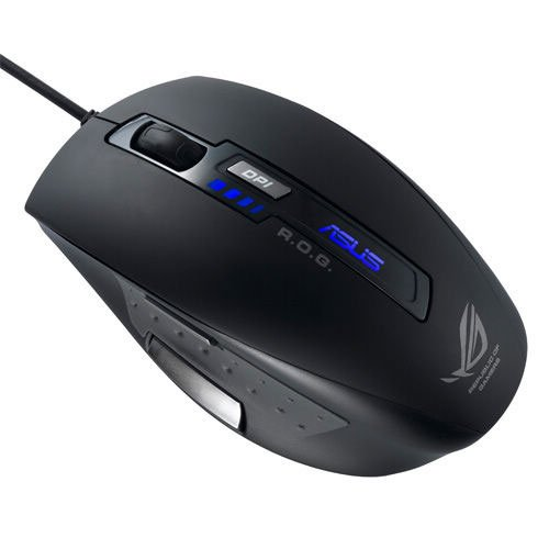 Republic Gamers GX850 Laser Mouse product image