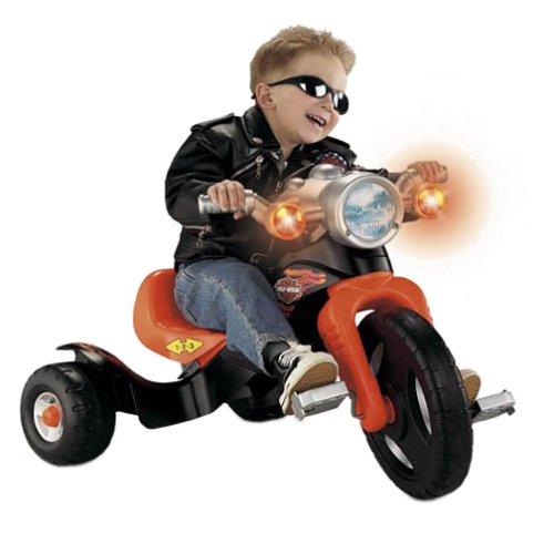 Harley Davidson Lights and Sounds Trike
