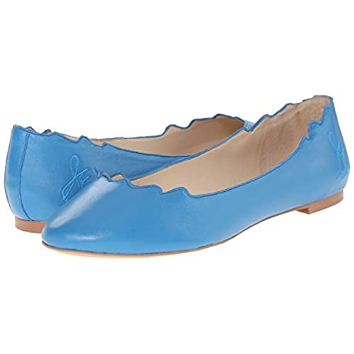 73e34a9f6c48 Leather  Imported  Synthetic sole  Fashion ballet flat  85%OFF Sam Edelman  Women s Augusta Ballet Flat ...