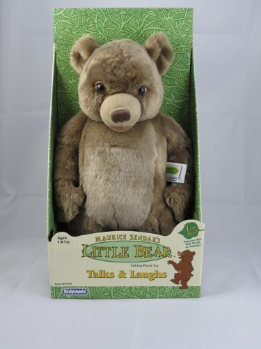 Little Bear - Original From Little Bear TV (Little Bear Plush)