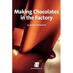 Making chocolates in the factory