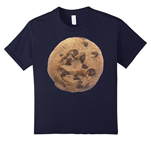 Kids Cookie last minute Halloween funny matching costume tshirt 12 Navy -