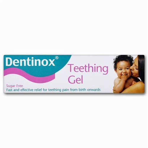 DENTINOX  gel 10g teething infants