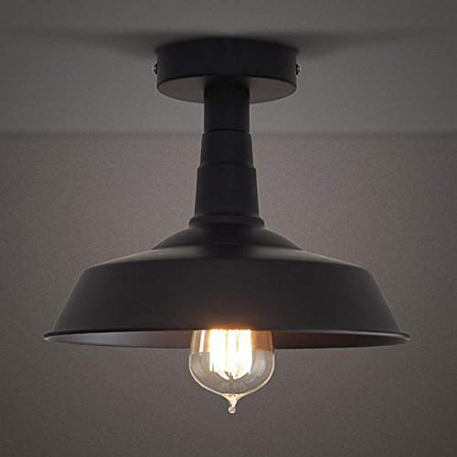 BAYCHEER HL371812 Industrial Warehouse Semi Flush product image