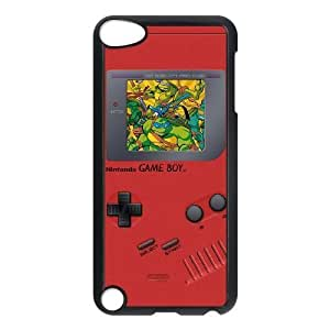 ipod 5 Black phone case Game boy TMNT Teenage Mutant Ninja Turtles JHQ4439086