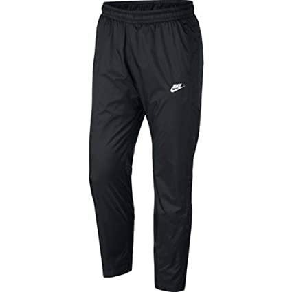 77e3a2a9d5 Nike Sportswear Men's Woven Track Pants - Black XL