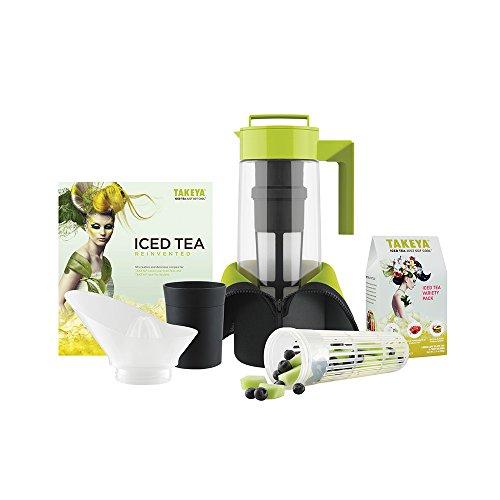 Takeya Deluxe Iced Tea Beverage System, 2-Quart by Takeya