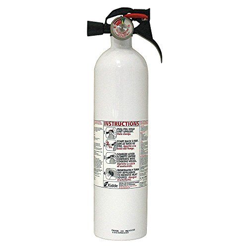 Kidde RESSP Extinguisher 2 5 Lb Kitchen