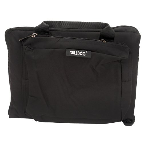 Bag Black Mini Range (Bulldog Cases Mini Range Bag (Black))