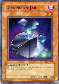 Yu-Gi-Oh! - Dimension Jar (DR1-EN078) - Dark Revelations 1 - Unlimited Edition - Common