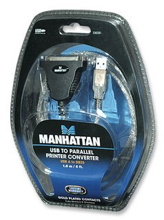 Manhattan Products - USB/Parallel Printer Converter by Manhattan Products (Image #5)