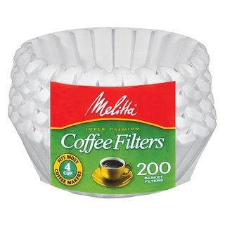 melitta 4 cup coffee filters - 1