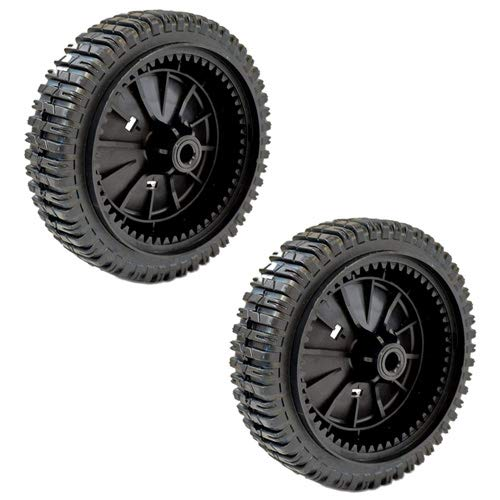 Oregon 72-014 Replacement Front Drive Wheels - 2 Pack