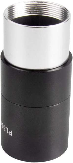 objectif enti/èrement enduit pour t/élescopes astronomiques de 1,25 31,7 mm GazerOptics Oculaire de t/élescope Plossl 12,5 mm