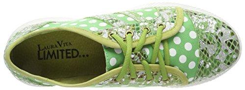 Laura Vita Ladies Delfini 11 Sneaker Green (vert)
