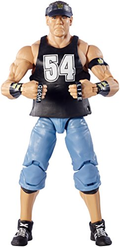 Mattel WWE Defining Moments Elite John Cena Figure