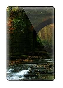 Durable Defender Case For Ipad Mini 3 Tpu Cover(bridge) 6394797K99153496