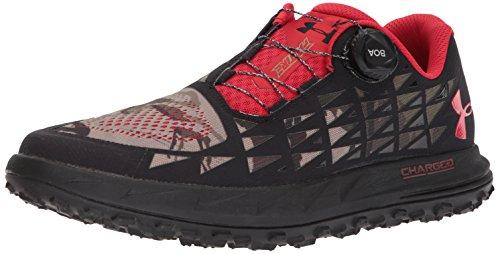- Under Armour Men's Fat Tire 3 Running Shoe, Ridge Reaper Camo Ba (900)/Black, 8