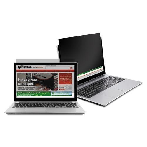 IVRBLF156W - Black-Out Privacy Filter for 15.6quot; Widescreen Notebook