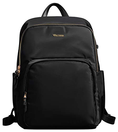 Wolfrealm Business Backpack Laptop Backpack Purse for Women Fashion Ladies Notebook Bag 14 inches Lightweight School Bag Casual Daypack Waterproof Waterproof Nylon Bags