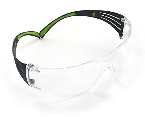 3M SecureFit Protective Eyewear, 400-Series, SF401AF, CLEAR