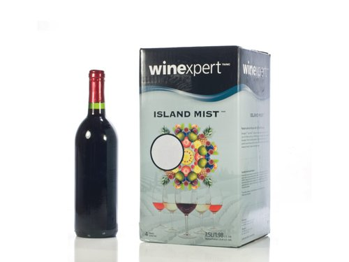 Wine Expert Island Mist Strawberry